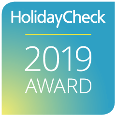 Holiday Check 2019 Award
