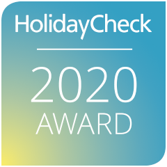 Holiday Check 2020 Award
