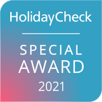 Holiday Check 2021 Special Award