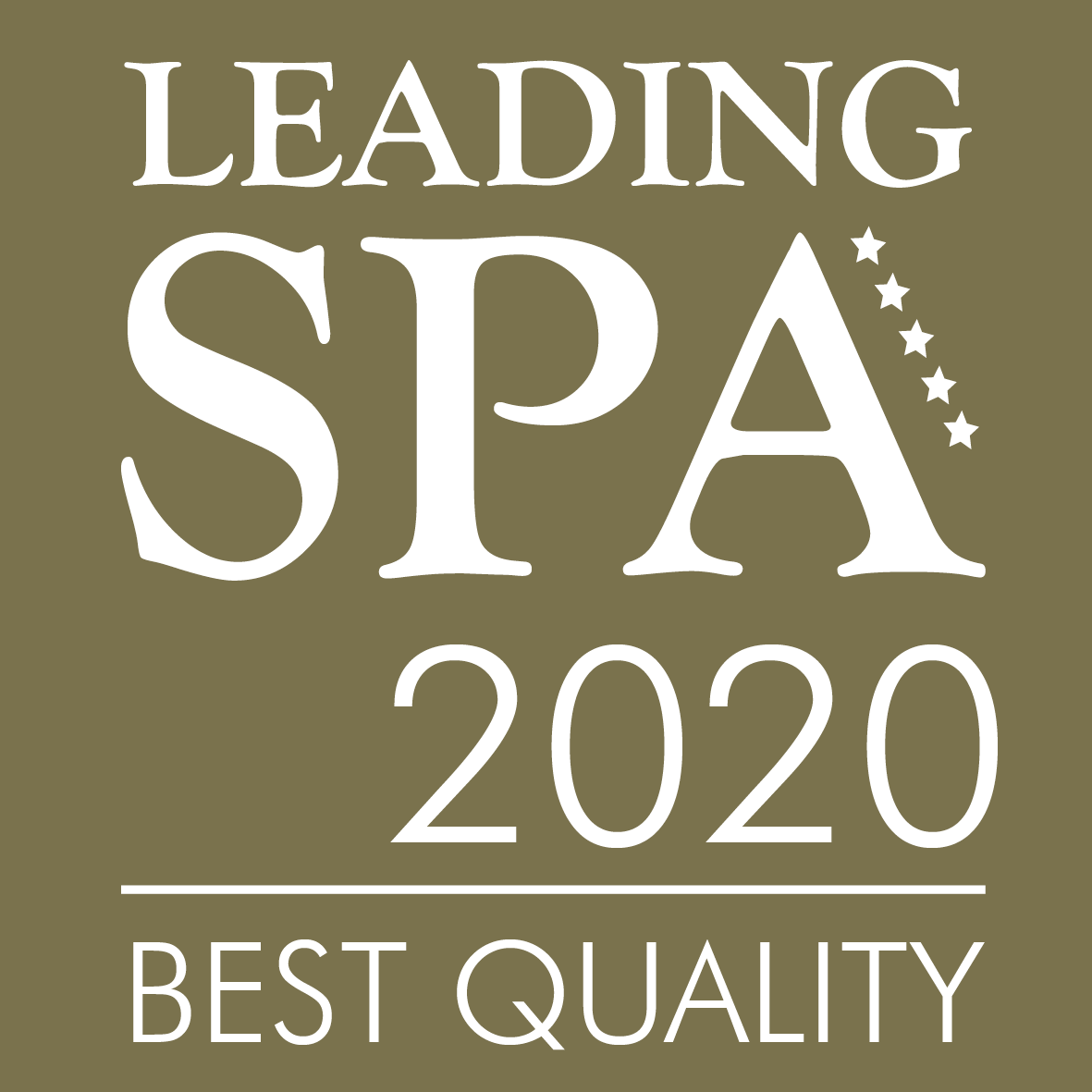 Leading SPA 2020 Best Quality